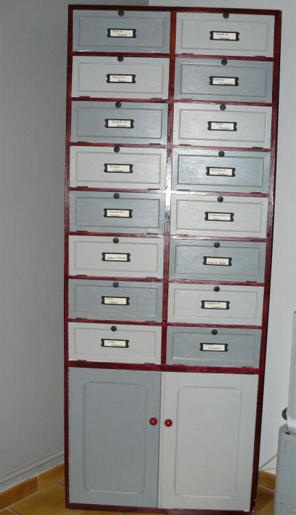 Custom foly s archive du blog un meuble clapet qui for La grange du meuble